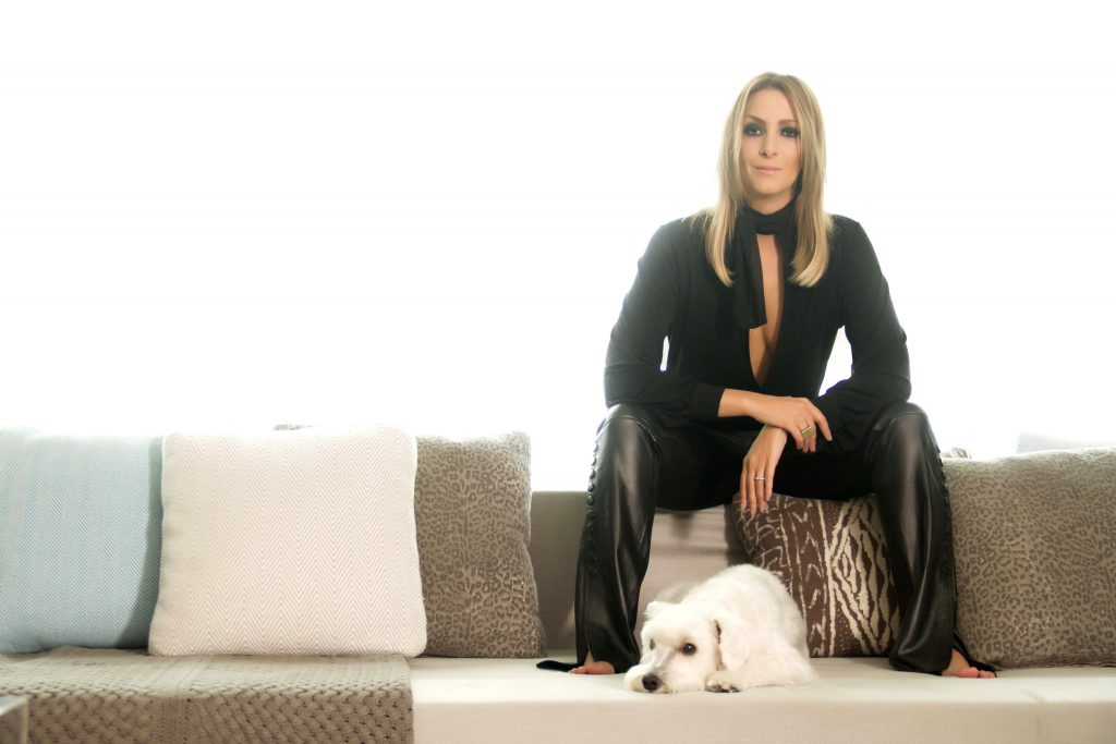 Larissa Vanzo, CEO da NOS Furniture