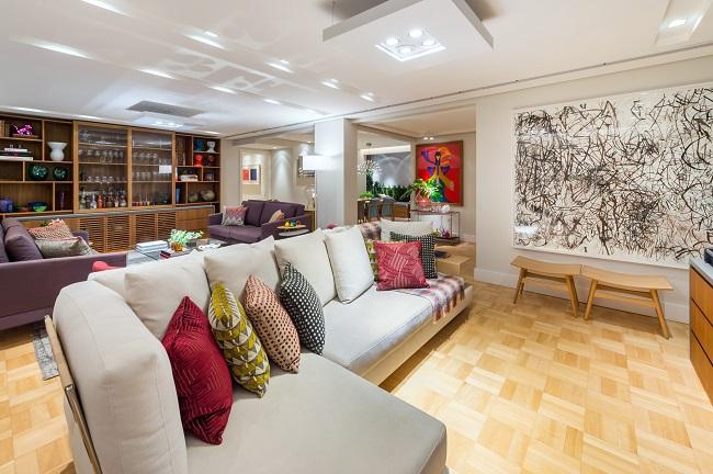 Tuanny Balen, interiores, apartamento