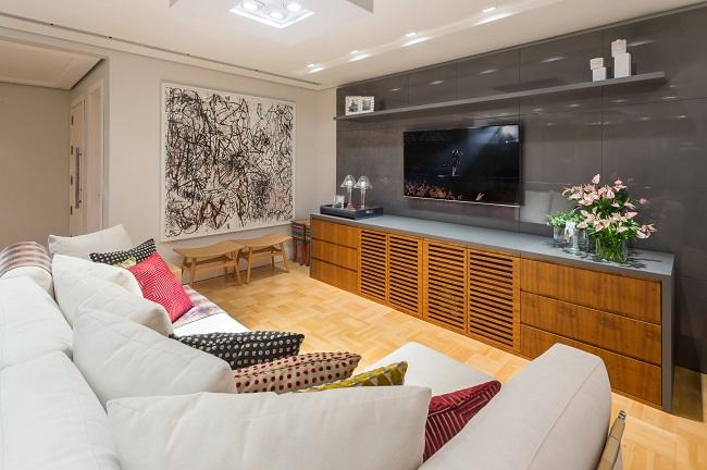 Interiores, apartamento, Tuanny Balen
