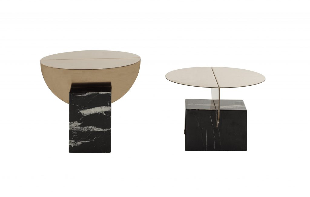 Mesas Fold, de Guilherme Wentz para NOS Furniture