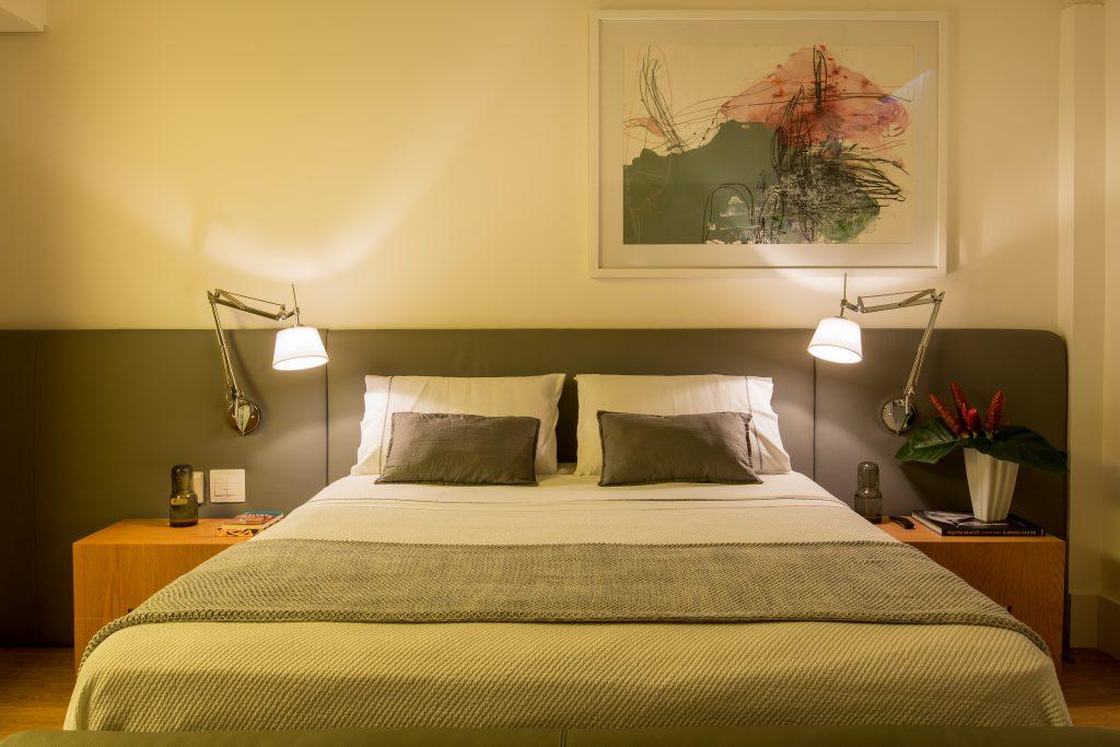 Ambidestro - cama de casall