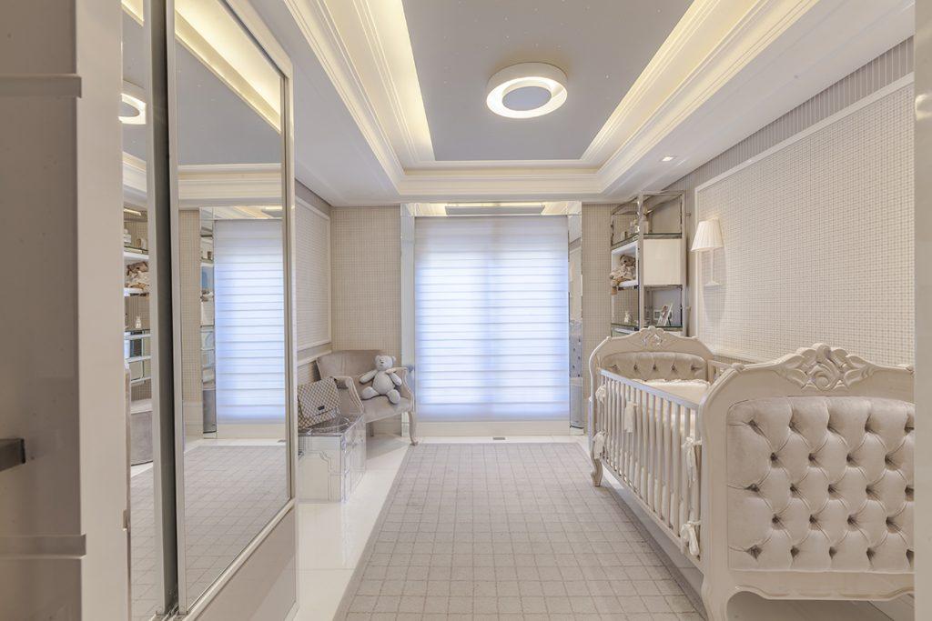 quarto de bebê projetado por Cássia Kroeff
