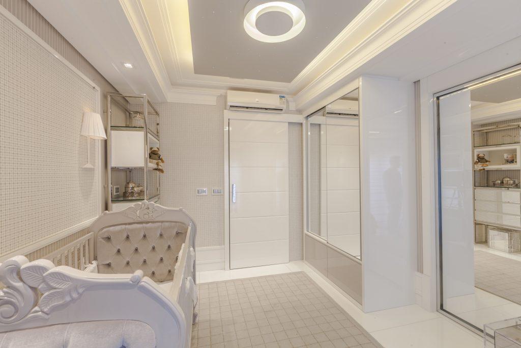 Iluminação - quarto de bebê