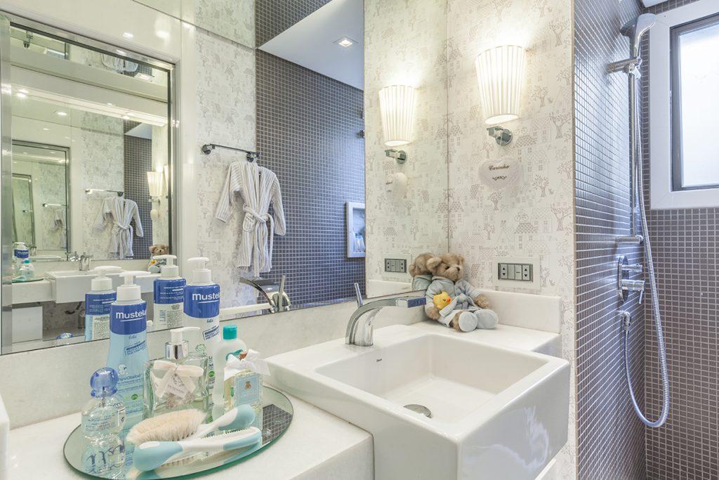 Banheiro do bebê