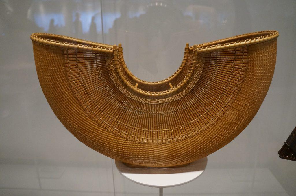 Há várias propostas de uso do bambu na arte japonesa