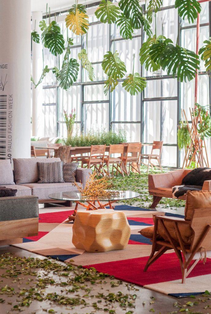 Design dentro da arquitetura de Oscar Niemeyer em momento de moda