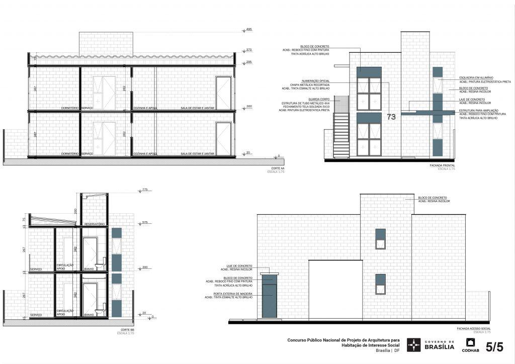 Planta Projeto Lineastudio Arquiteturas