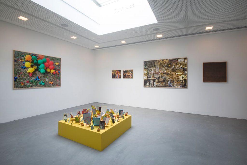 Exposição de José Patrício no Instituto Ling