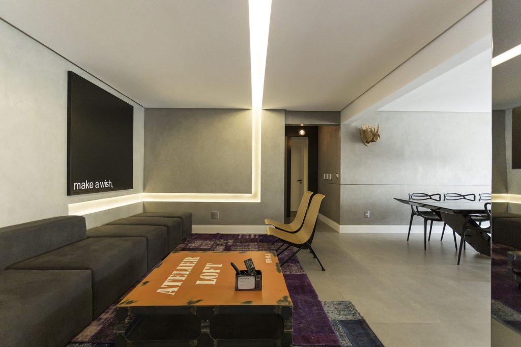 Apartamento da Arquitetando Ideias