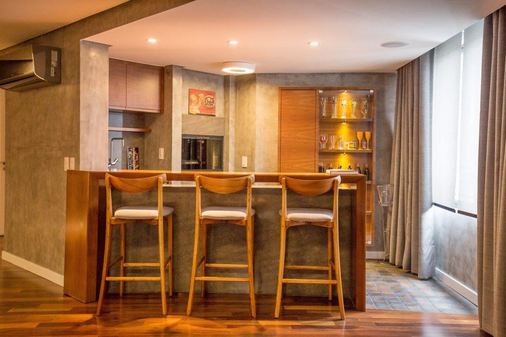 apartamento projetado por Lineastudio Arquiteturas - eleone-prestes
