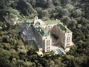 Palácio Tangará. Revitalização da propriedade é obra dos escritórios B+H Architects, PAR Arquitetura e Bick Simonato. A arquiteta Patricia Anastassiadis marca o projeto de interiores