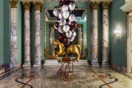 Palácio dos Cedros, de Flavia Junqueira, da Zipper Galeria na ArtRio