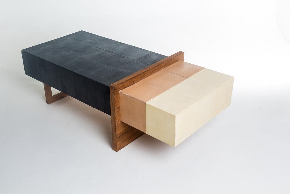 Mesa Square Bull designers Paulo Moreira e Rodolpho Maiel galeria Mobipallet