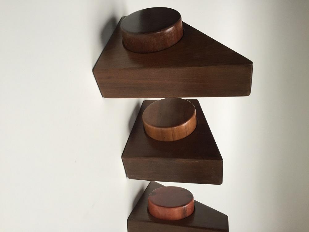 Linha Tubos designer Zanini de Zanine peças únicas derivadas de estudos estéticos para encaixes de móveis