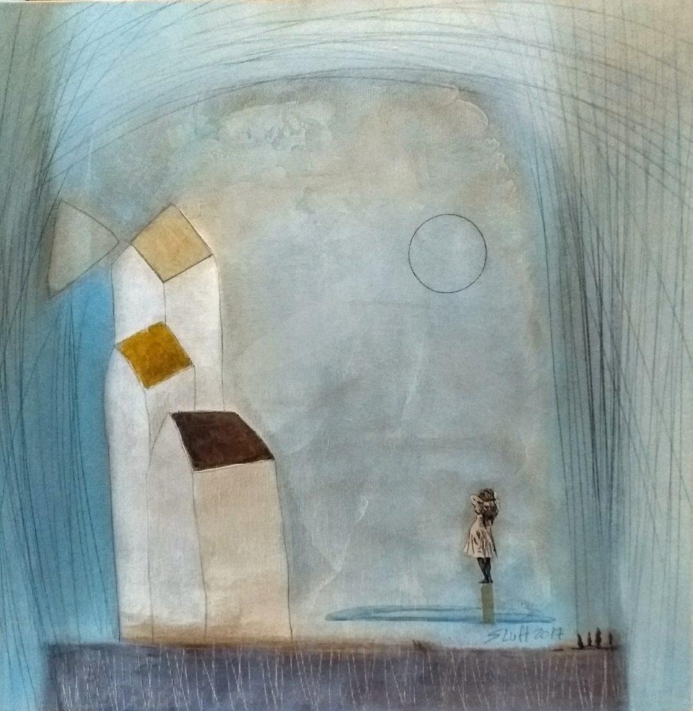 Obra de Susana Luft (Fotos Gravura Galeria, Divulgação)
