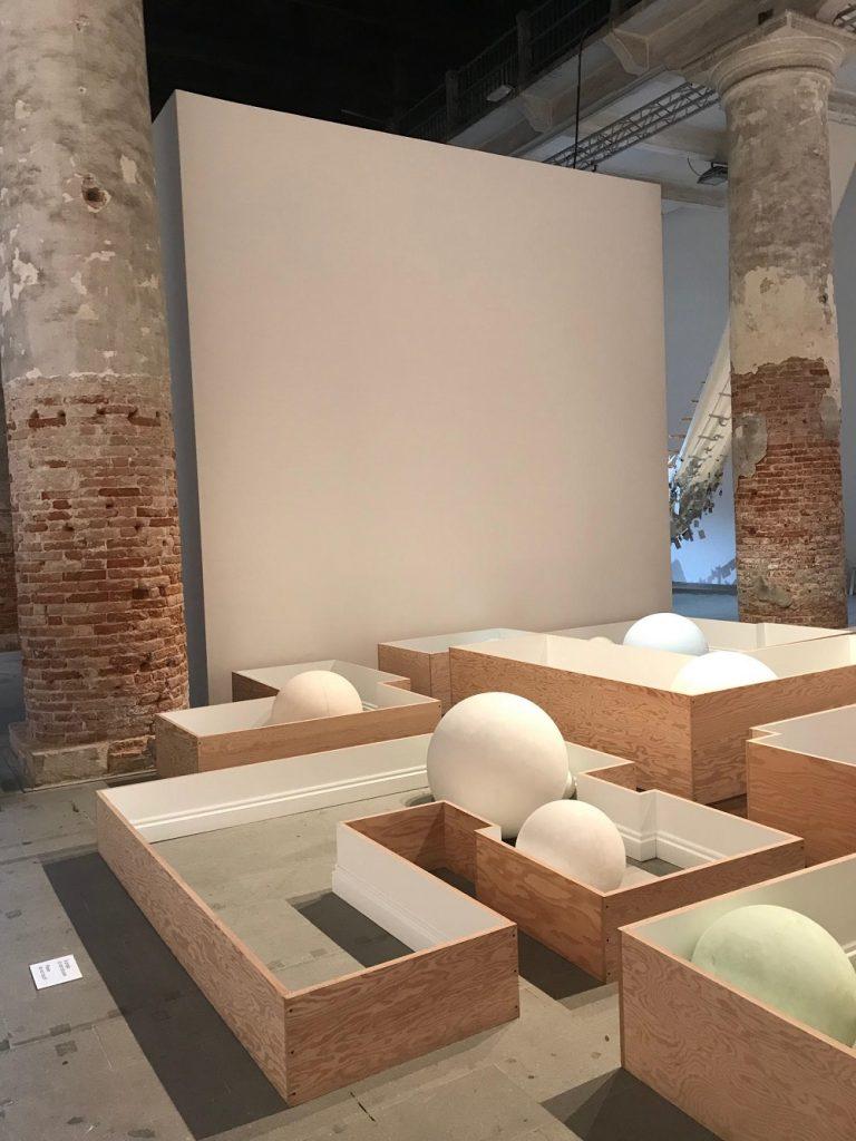 Onde termina a arquitetura e começa a instalação de arte?