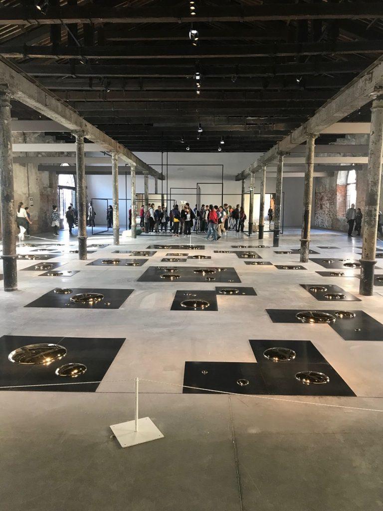 Square, Lui Jianhua, na Viva Arte Viva da Bienal
