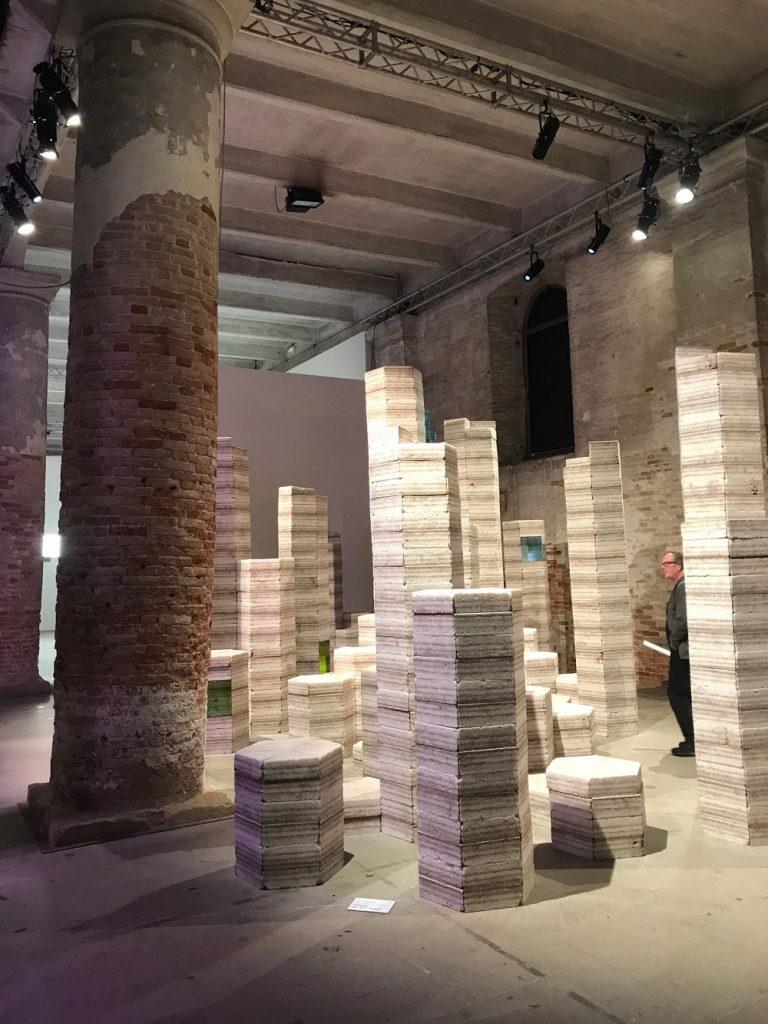 Quando os pilares se multiplicam