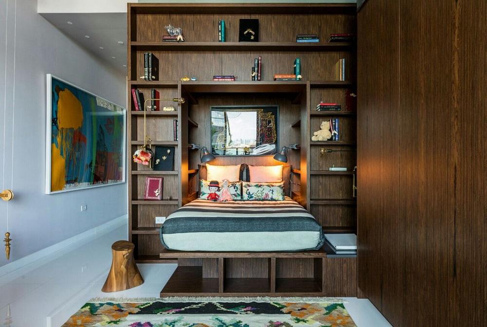 Ambiente de Leo Romano na Casa Cor Miami