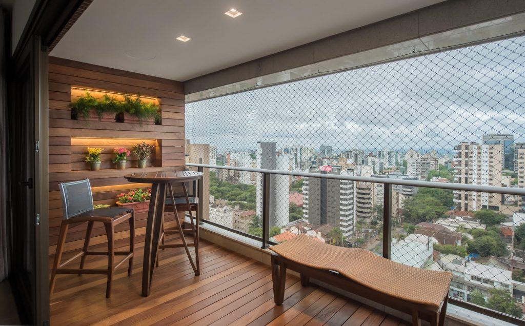 Apartamento projetado por Juliana Moura