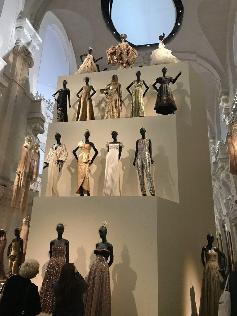 Christian Dior, exposição em Paris, Studio Prestes, Eleone Prestes