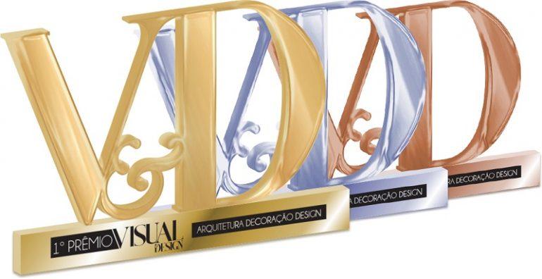 TROFEUS 1 prêmio Visual & Design