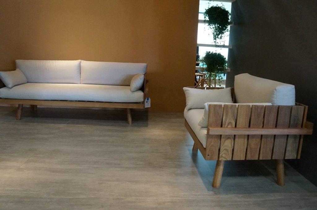 A designer Claudia Moreira Salles (CMS) agora é prata da casa da Butzke