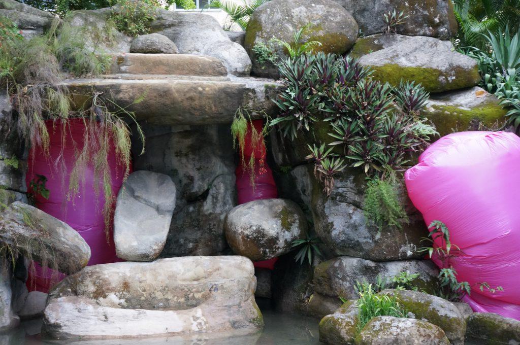 Quem não conhece o jardim do Museu da República, recomendo porque é enorme e lindo