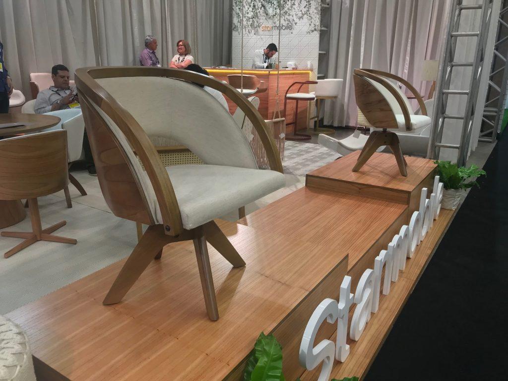 Starmobile também apresentou o design de Marta Manente