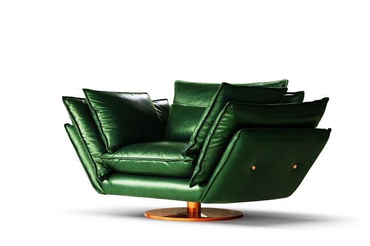 Poltrona Furf Design para Brava Forma (foto Divulgação)