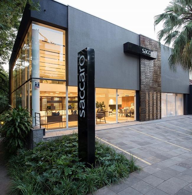 Nova Saccaro concept store em Porto Alegre (Fotos André Bastian, divulgação)