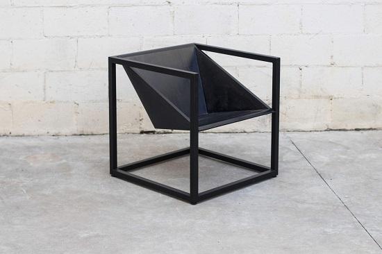 Esta cadeira é a cara da marca