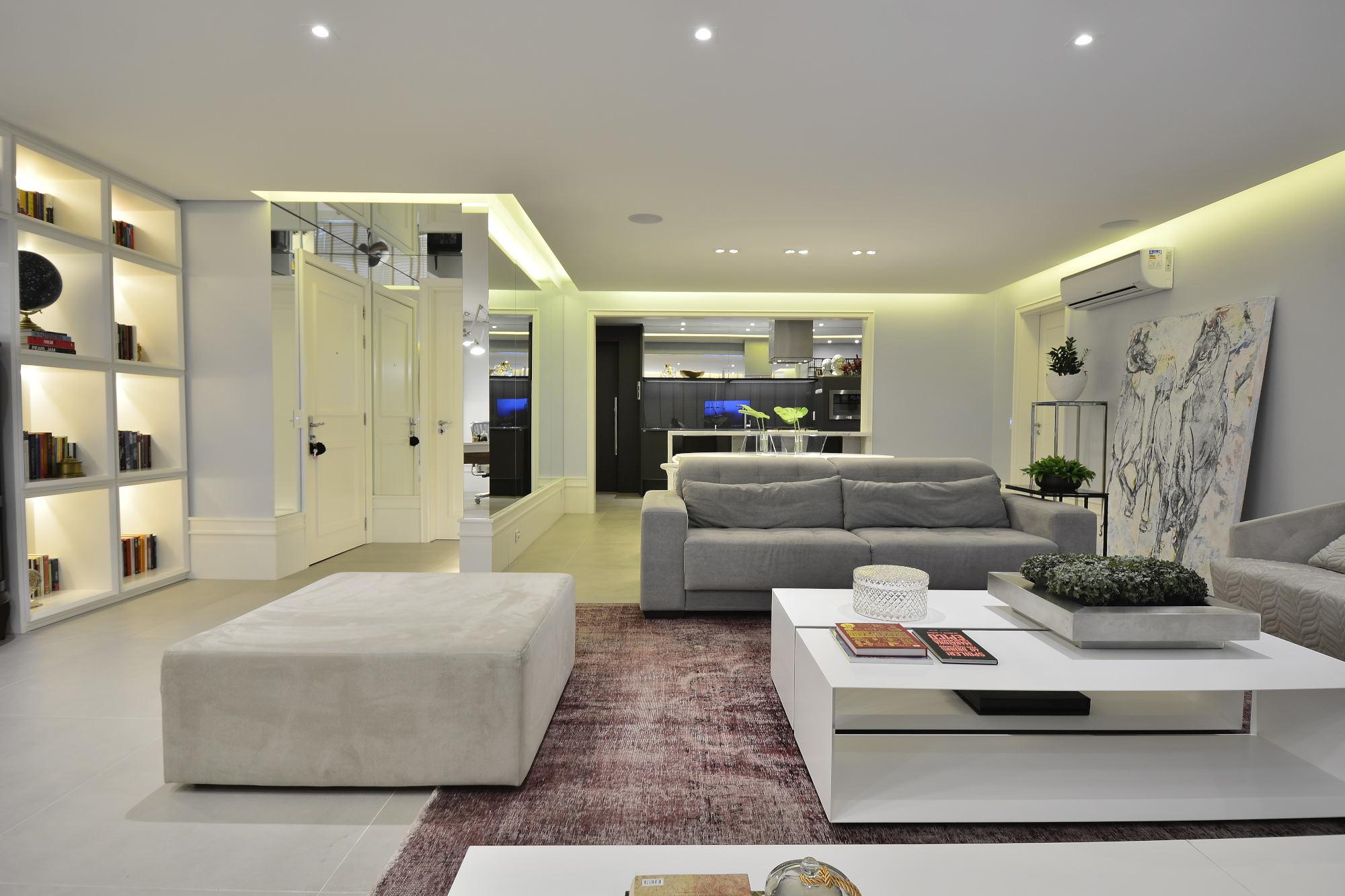 Apartamento atualizado por Michel Keller