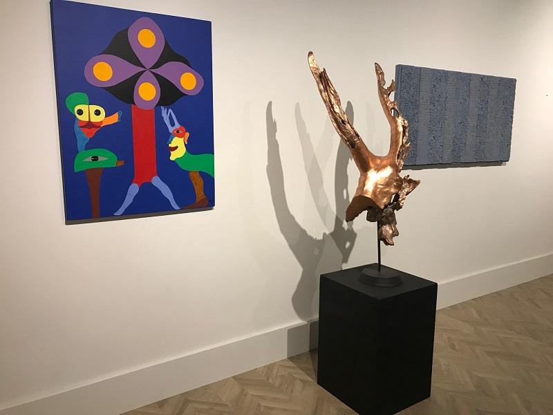 spaço de Arte, projeto arquitetônico de Johnny Thomsen e Smart Arquitetura e curadoria e operação da galeria e do atelier pelo Studio Prestes