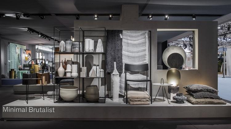Objetos propostos para ambientes minimalistas
