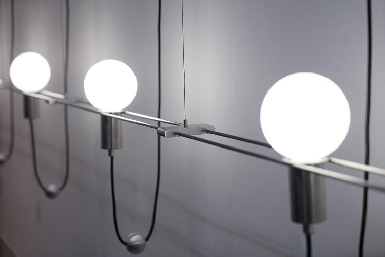 Luminárias com design de Mario Tsai