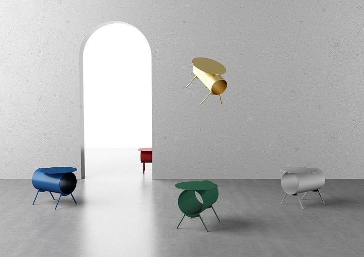 Criações de Mario Tsai