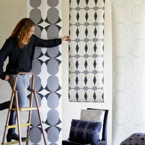 Papéis de parede e tecidos lançados em Londres