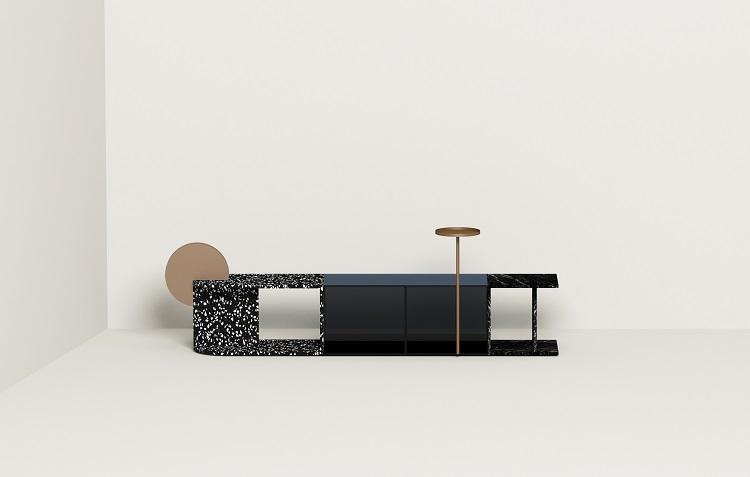 Peças de design by Ximi Li
