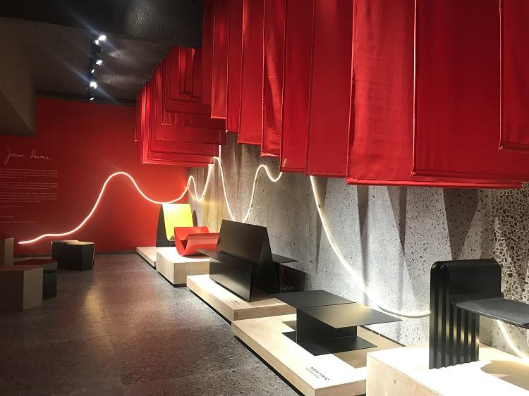 Jaime Lerner Design, com obras do arquiteto urbanista, projeto de Samira Barakat e Felipe Guerra