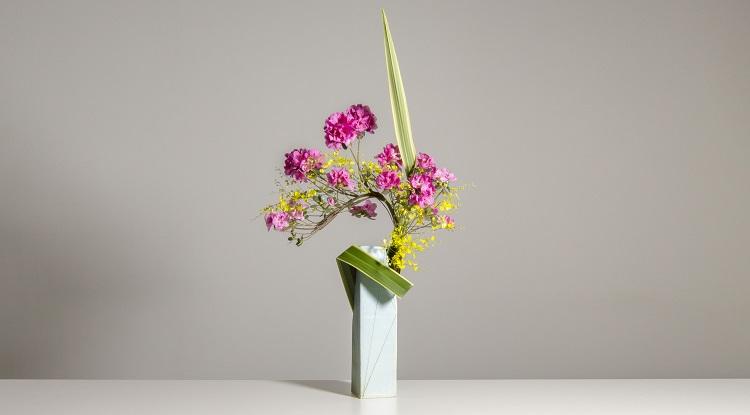Arranjo de ikebana