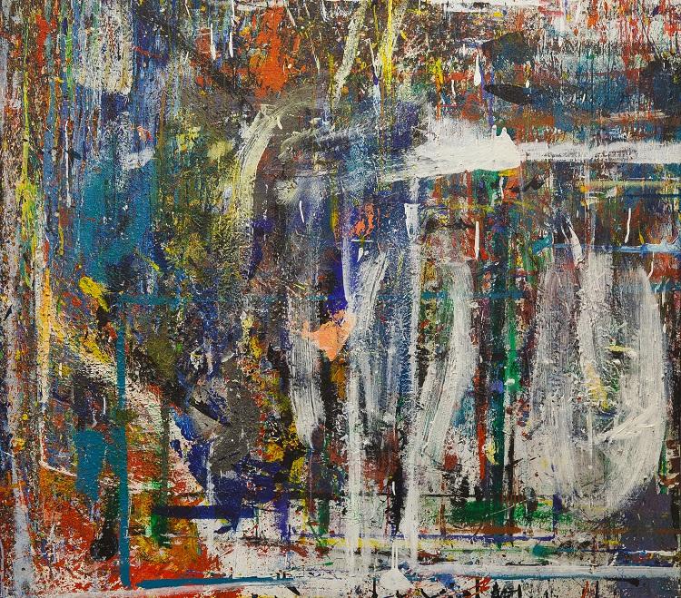 Várias séries da obra do artista Frantz em exposição no Museu de Arte do Rio Grande do Sul desde 13 de junho (Fotos Divulgação)