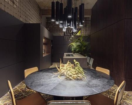 Jantar na Casa Gaia