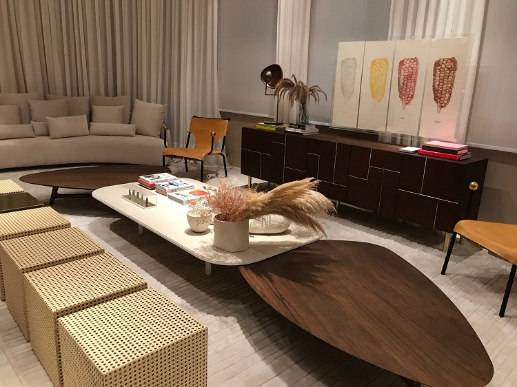 Sala Brasileira na versão de Carol Kreling (fotos Studio Prestes)