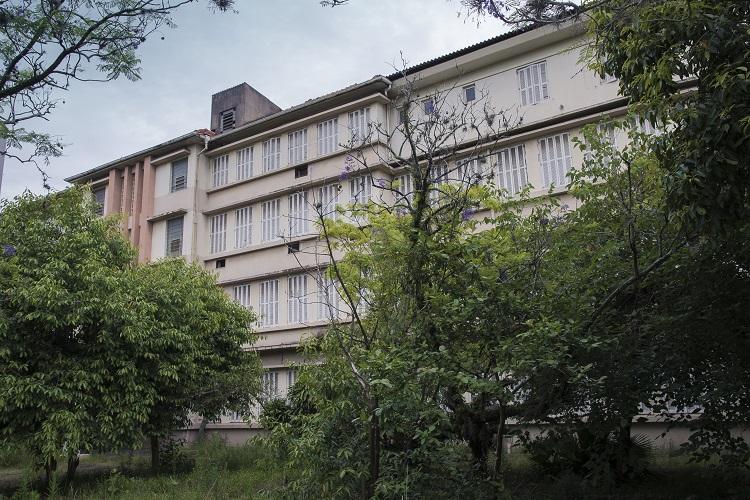 Fachada do antigo Hospital da Criança Santo Antônio (fotos divulgação)