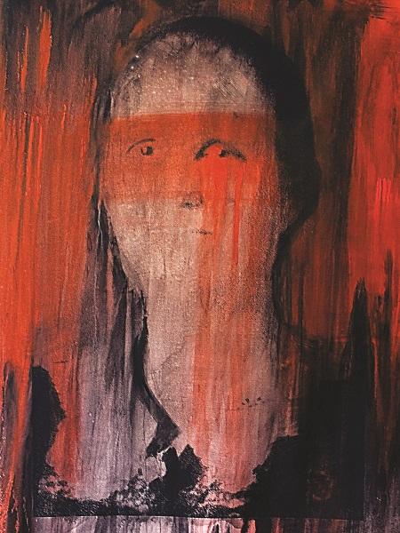 Mi Abuela: obra de Bernardete Conte