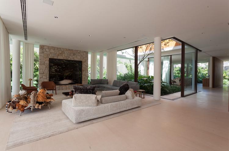 Iluminação natural e ventilação garantidas