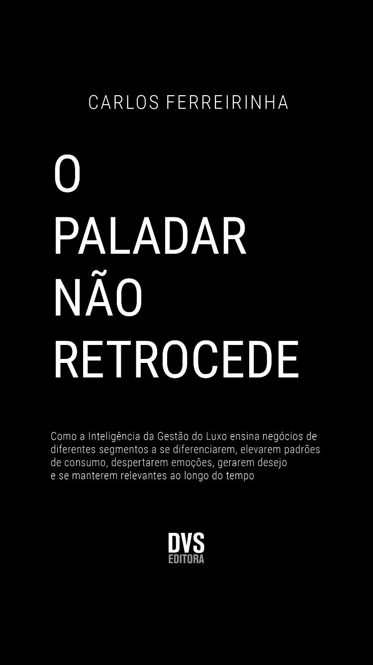 Livro de Carlos Ferreirinha (reprodução)