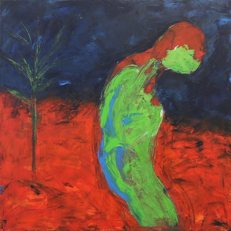 Pintura de 1m x 1m