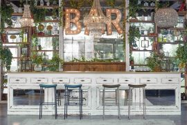 Móveis da italiana Scab Design para usar dentro e fora de casa